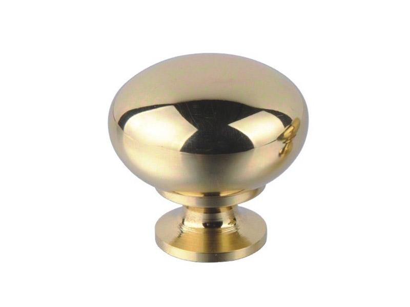 CKH102 Zinc Alloy-steel Solid Round Knob-CABINET KNOB & PULL