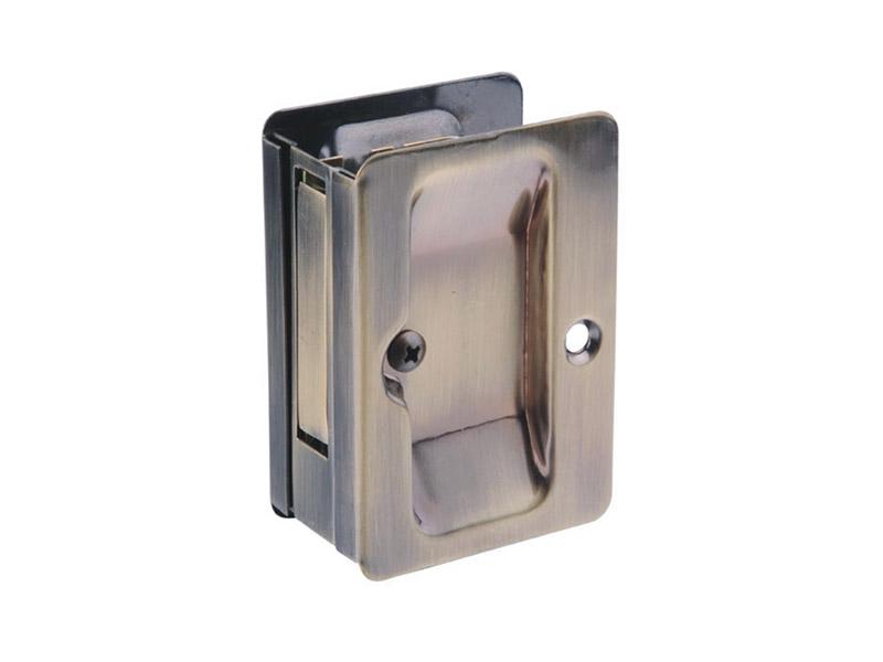 DPP01-Brass/Zinc Alloy/Iron-SLIDING DOOR SET