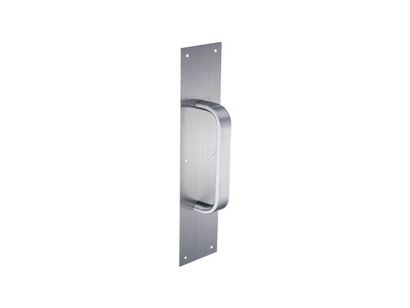 PH004 Aluminium Door Push/plate Door Handle-DOOR KNOB & PULL