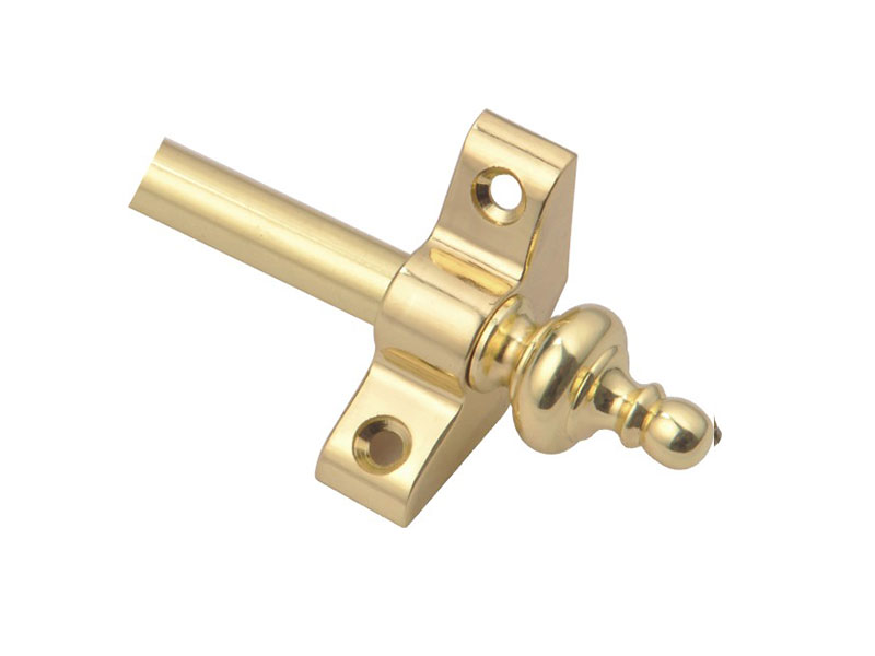 Urn-Z3812-Steel Tube and Zinc Bracket&Finial-STAIR ROD